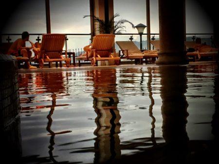 Hotel Splendid spa area, Budva