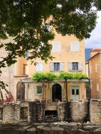 Old town of Budva, Montenegro