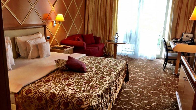 Our Hotel Splendid room