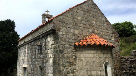Stari grad Bar church, Montenegro