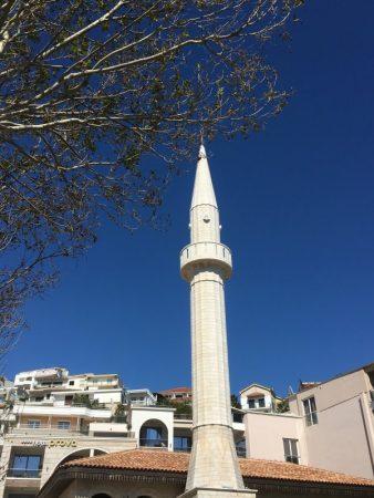 Ulcinj mosque
