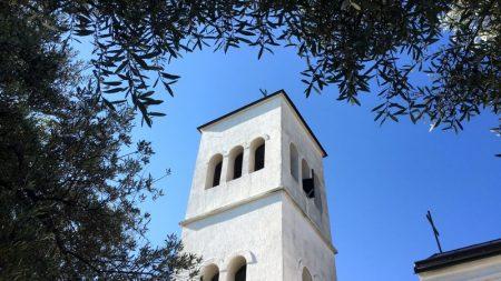 Ulcinj old town church