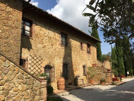 Agriturismo La Casa Nuova, Castelmuzio, Tuscany