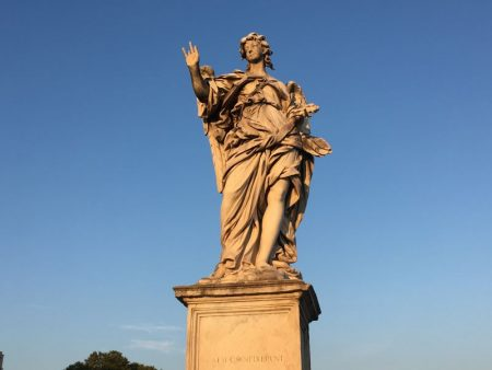 Ponte Sant'Angelo statue, Rome