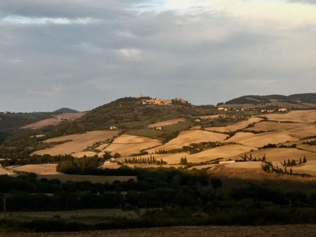 Val d'Orcia and Pienza, Tuscany