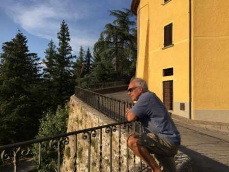 Visiting Tuscan hilltop towns