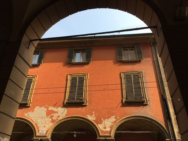 Bologna windows and arcade