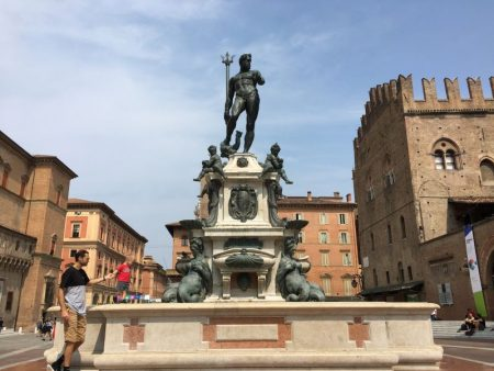 Fontana di Nettuno, Bologna