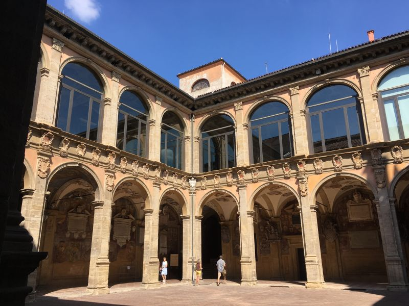 Palace of Archiginasio, Bologna