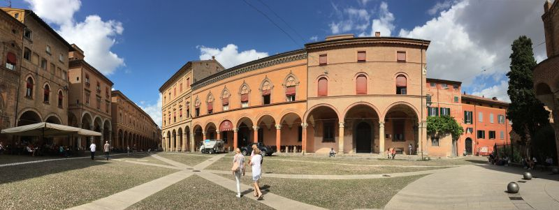Piazza Santo Stefano, Bologna old town