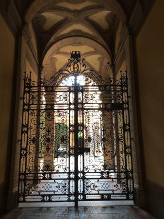 Strada Maggiore gate, Bologna